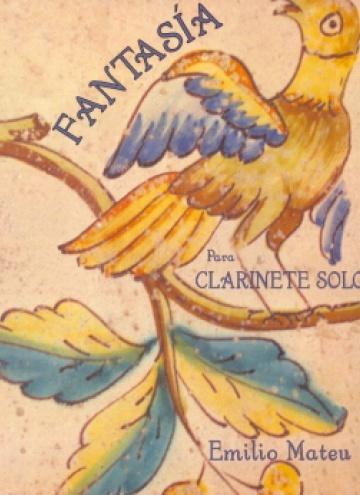 Fantasía para clarinete solo