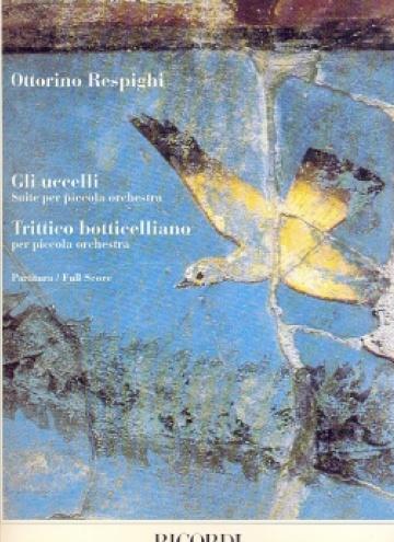 Gli uccelli / Trittico boticelliano
