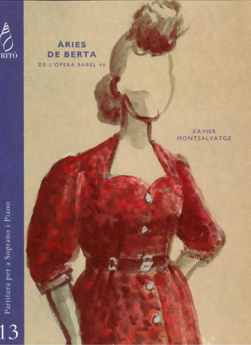 Arias for Berta, from the opera Babel 46