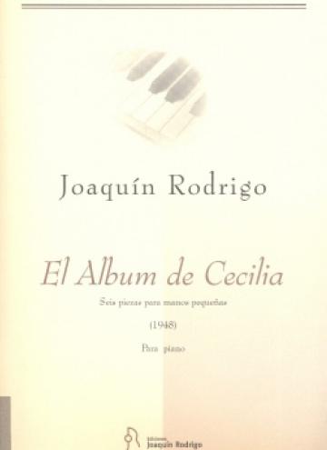 Àlbum de Cecilia (sis peces per a mans petites)