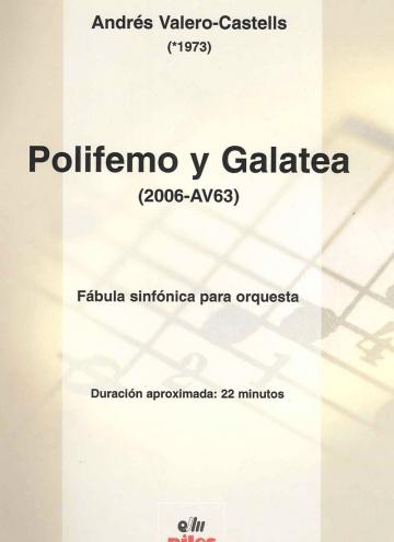 Polifemo y Galatea