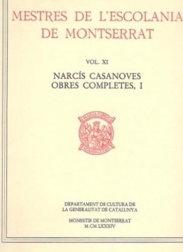 Complete works, I