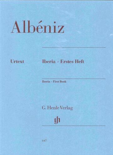 Iberia - Heft I