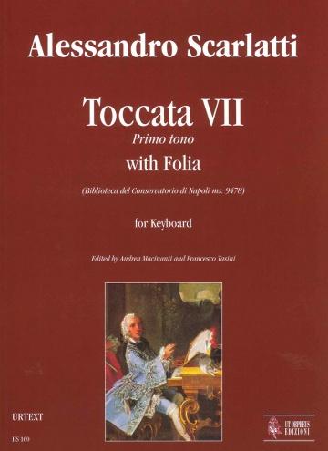 Tocata VII primo tono - Folia