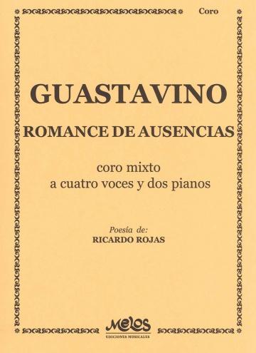 Romance de ausencias (choir part)