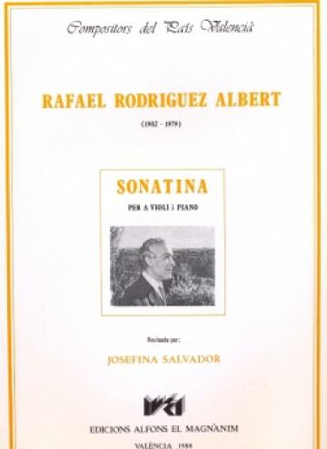 Sonatina per a violí i piano