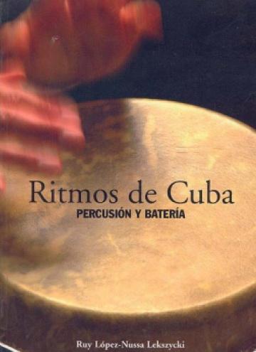 Ritmos de Cuba: percusión y batería