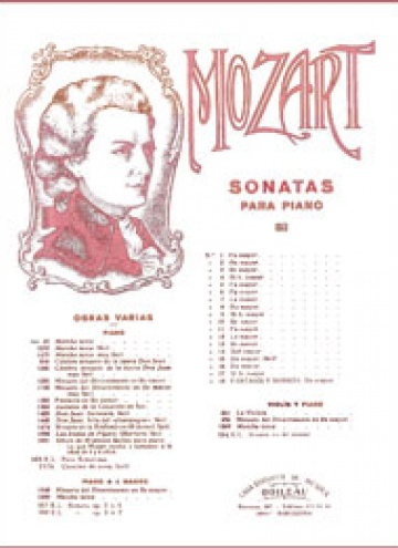 Marcha turca, by Wolfgang A. Mozart