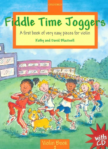 Fiddle time joggers (amb CD)
