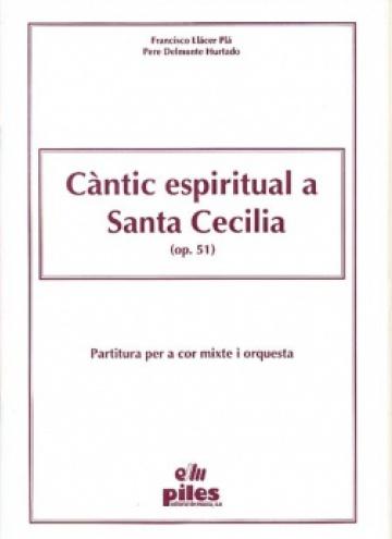 Cántico espiritual a Santa Cecilia Op.51