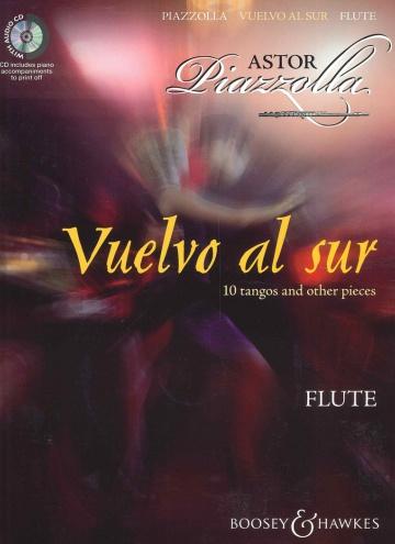 Vuelvo al sur for flute y CD
