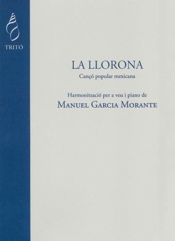 La Llorona, for voice and piano