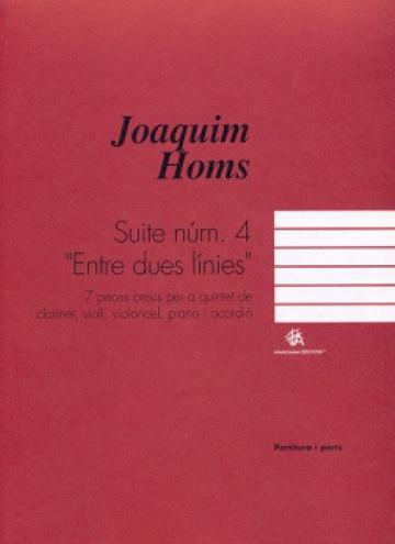 Suite núm. 4 Entre dues línies