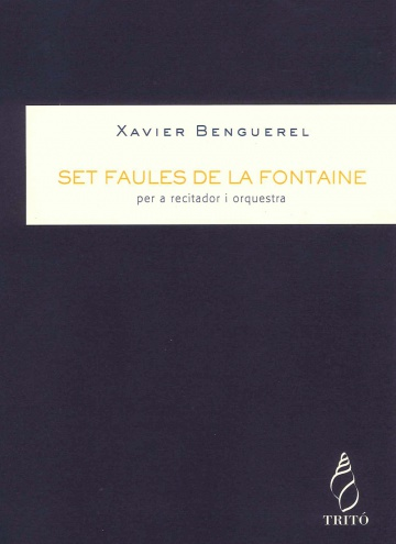7 Fables of La Fontaine (orchestral version)