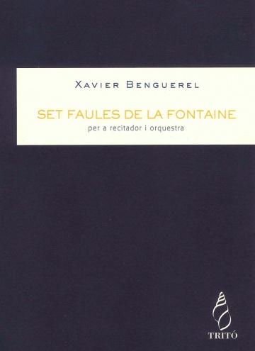 7 Fábulas de La Fontaine (versión sinfónica)