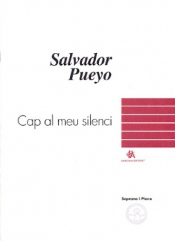 Cap al meu silenci, for soprano and piano