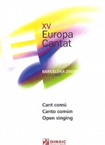 XV Europa Cantat