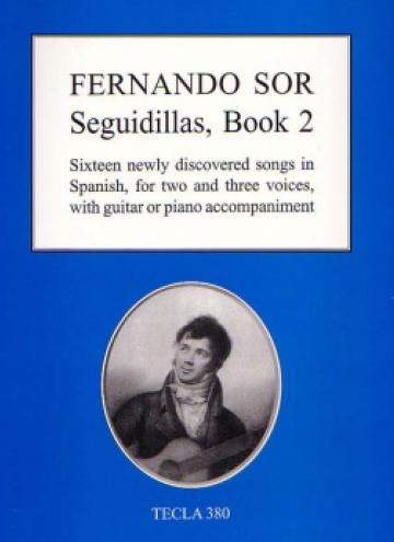 Seguidillas, book 2