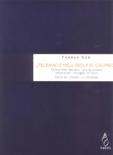 Recitatiu i ària de Telemaco n'ell isola Calipso: Misera me!-Coraggio, oh Dio!