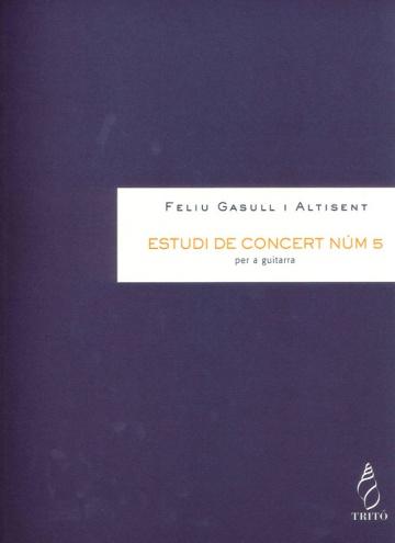 Study of concert nº5