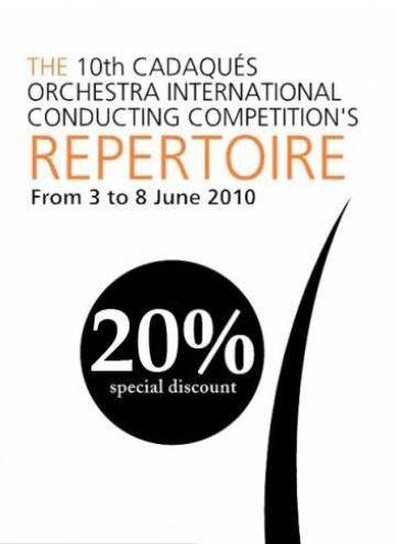 Tenth Competition Repertoire - Tritó Set
