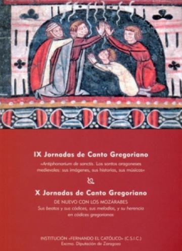 IX y X Jornadas de Canto Gregoriano
