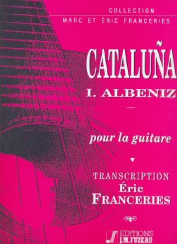 Cataluña (para guitarra)