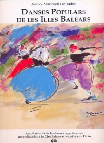 Popular dances from Balears Islands