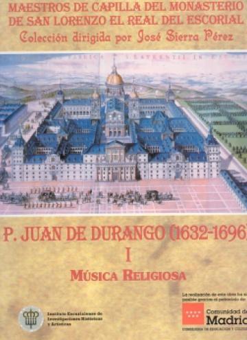 Música religiosa I - Juan de Durango