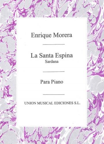 La Santa espina (piano)