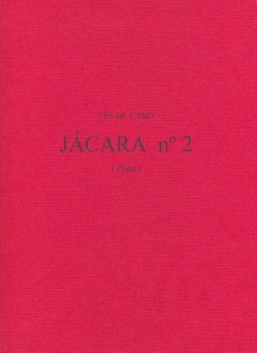 Jácara no. 2, for piano