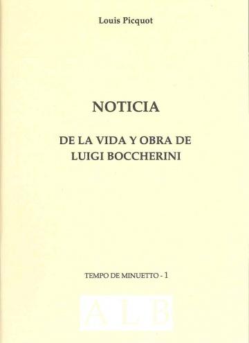 Noticia de la vida y obra de Boccherini