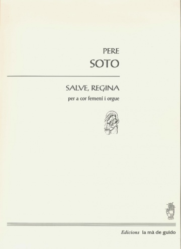 salver regina, for women choir and organ