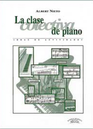 La clase colectiva del piano, de Albert Nieto