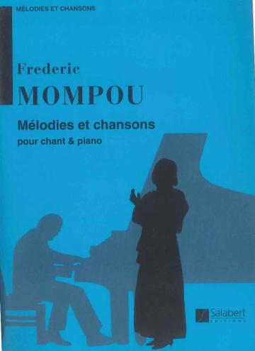 Melodies i cançons per a veu i piano