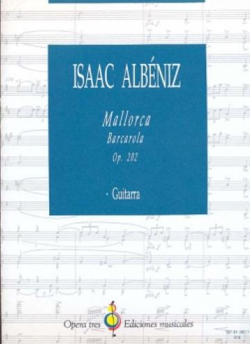 Mallorca, Barcarole, op. 202 (guitar)
