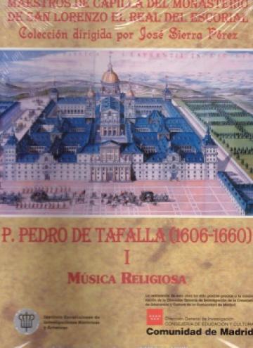 Música religiosa I - Pedro Tafalla