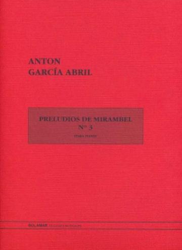 Preludio de Mirambel núm. 3