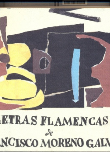 Letras flamencas de Francisco Moreno Galván