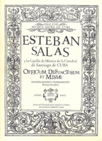 Officium Defunctorum et Missae - Libro sexto