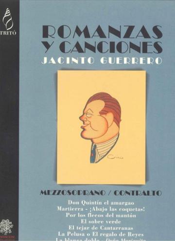 Romanzas y canciones - Mezzosoprano y Contralto