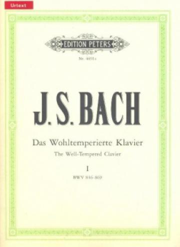 Das Wohltemperierte Klavier I, BWV 846-869 (El clave bien temperado)