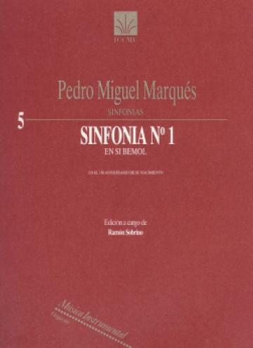 Sinfonía nº 1 en si bemol