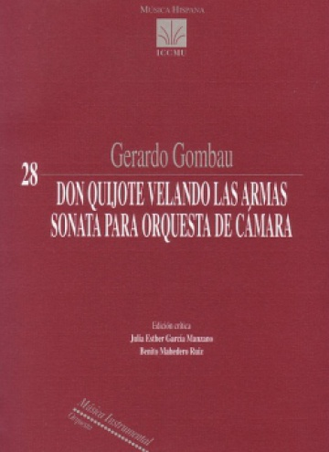 Don Quijote velando las armas / Sonata for chamber orchestra