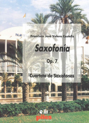 Saxofonia op. 7