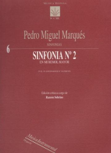 Symphony n. 2 in E flat major