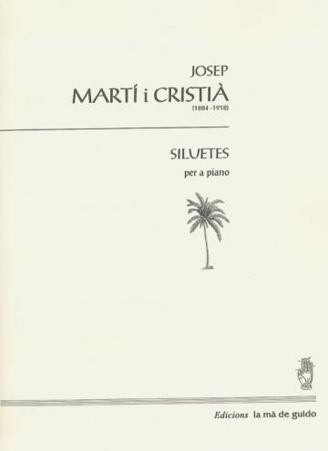 Siluetes, for piano