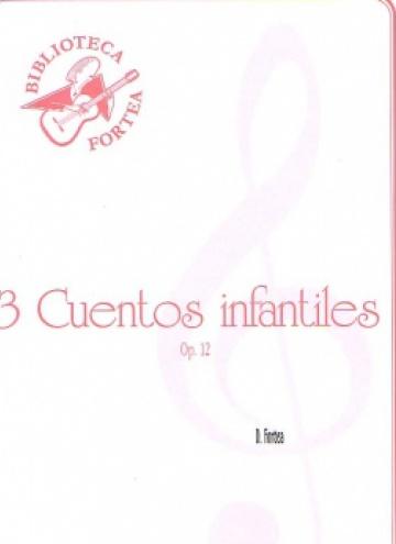 3 Cuentos infantiles, Op.12