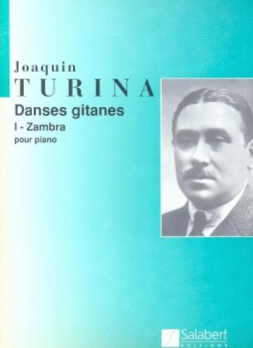 Danses gitanes: Zambra