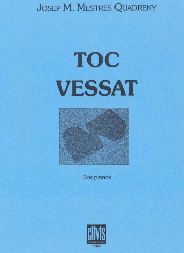 Toc vessat (2 pianos)